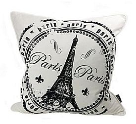 paris themed pillows