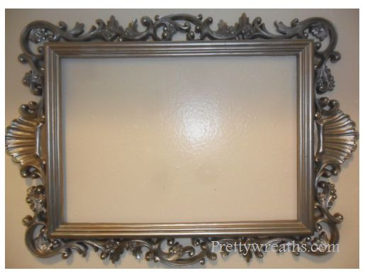 painted-picture-frames