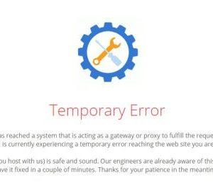 website-is-down