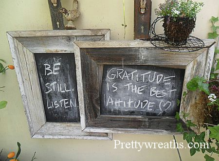 Cute And Decorative Chalkboards