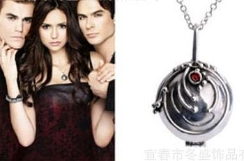 Elena's Vervain Necklace