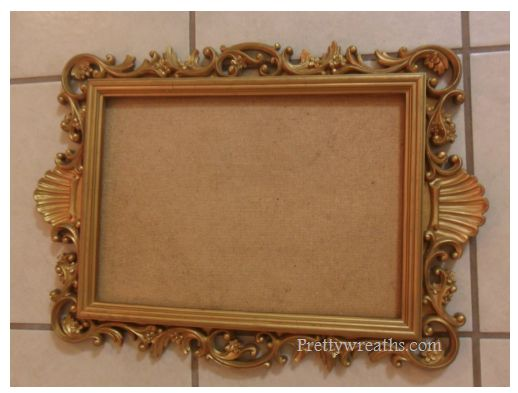 diy painted picture frames