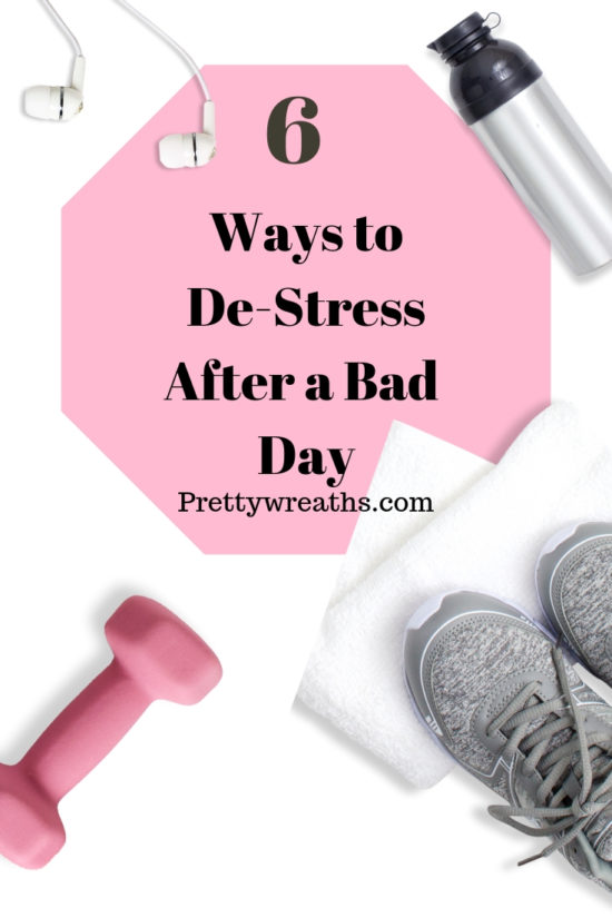 Get ready to de-stress yourself! Here are some easy tips to bring those stress levels down.