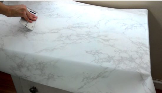 faux-marble-top-dresser-project-1