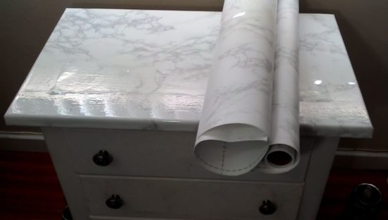 faux-marble-top-dresser-project