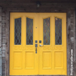 Find stunning front doors and front door ideas to help inspire you to create an inviting and unforgettable doorway!