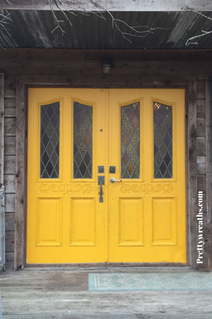 Amazing front door ideas to inspire you.