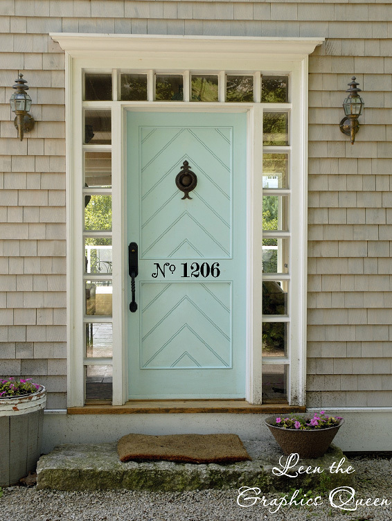 Breathtaking front door ideas to inspire you.