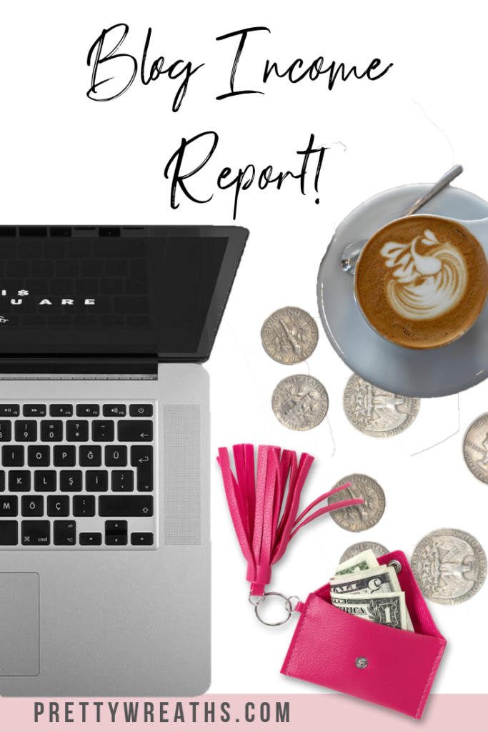 Here's where I'll document the income from this blog, the growth as well as my blogging frustrations to get to my financial goals.