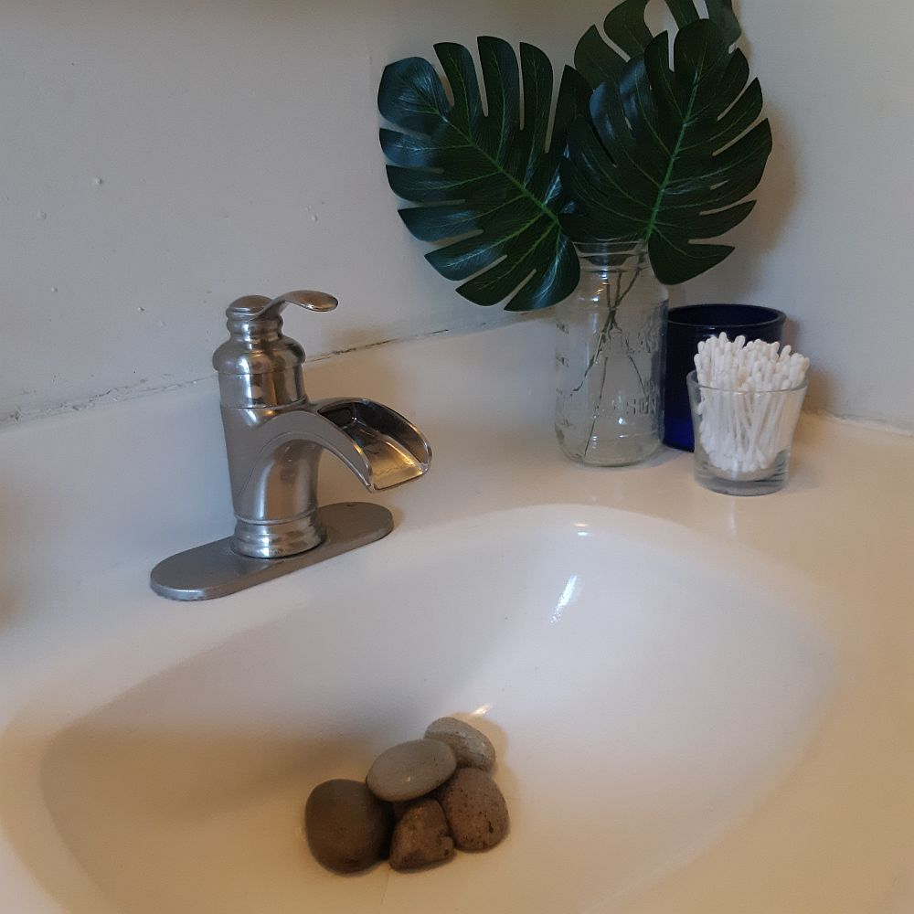Upgrade Your Bathroom Faucet Sink